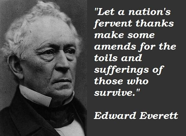 Edward Everett's quote #7