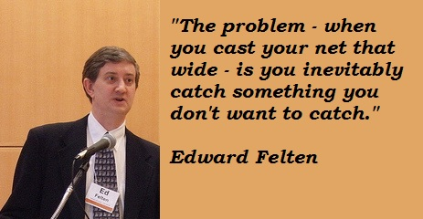 Edward Felten's quote #8