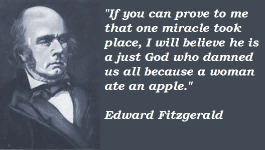 Edward Fitzgerald's quote #6