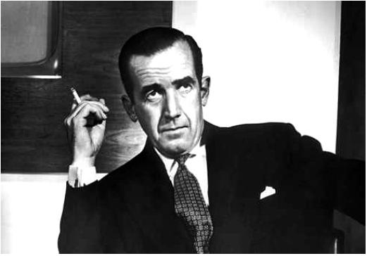 Edward R. Murrow's quote #6