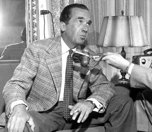 Edward R. Murrow's quote #3