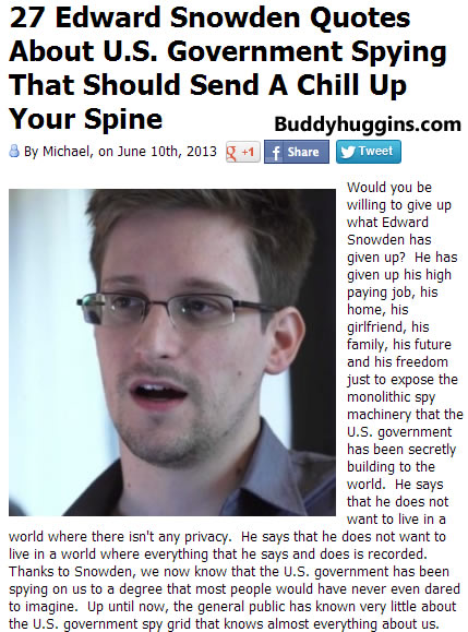 Edward Snowden's quote #4