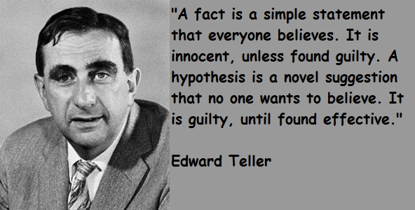 Edward Teller's quote #3