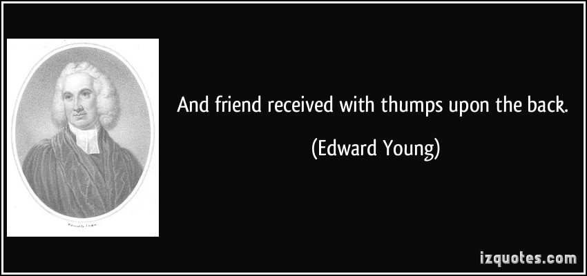 Edward Young's quote #2