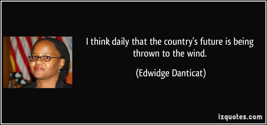 Edwidge Danticat's quote #5