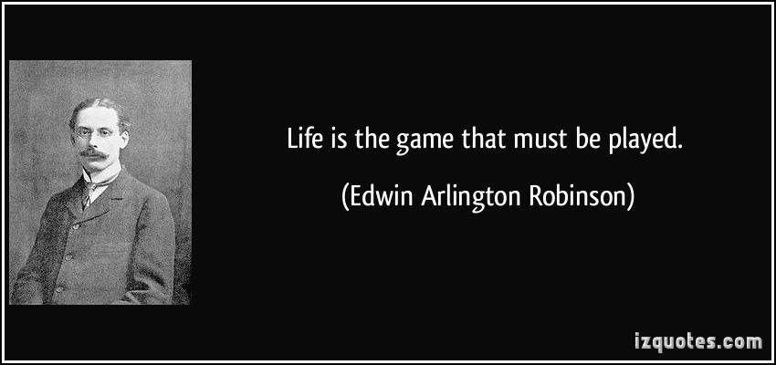 Edwin Arlington Robinson's quote