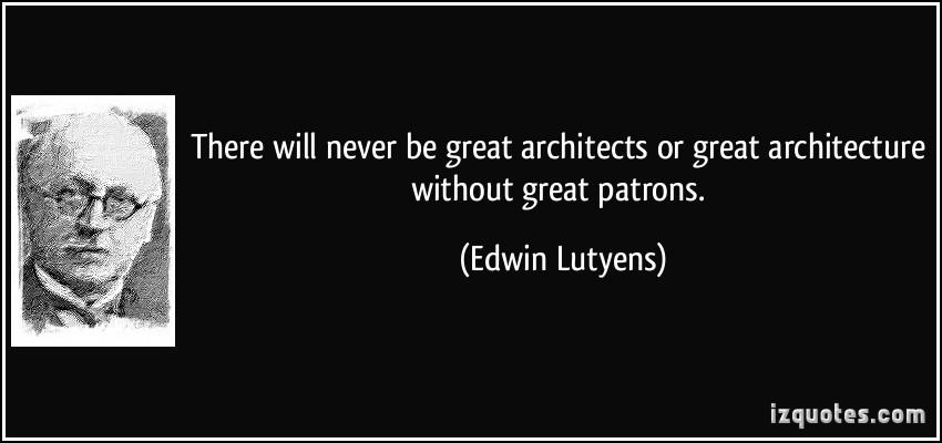 Edwin Lutyens's quote #1