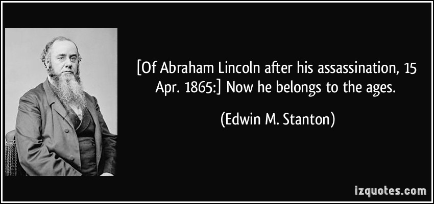 Edwin M. Stanton's quote #1