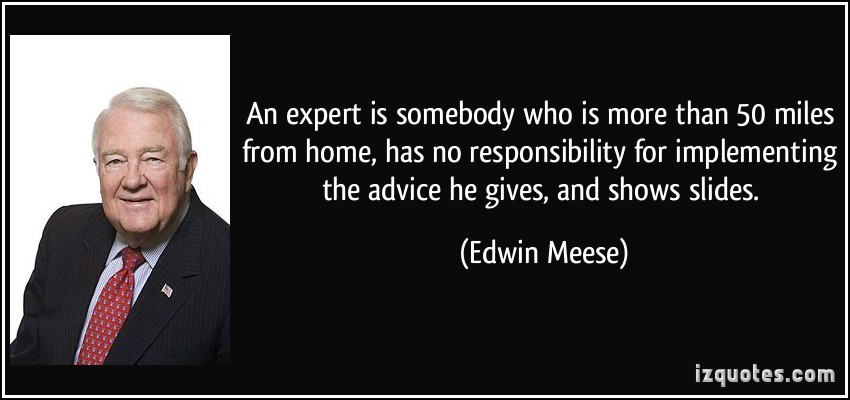 Edwin Meese's quote #1