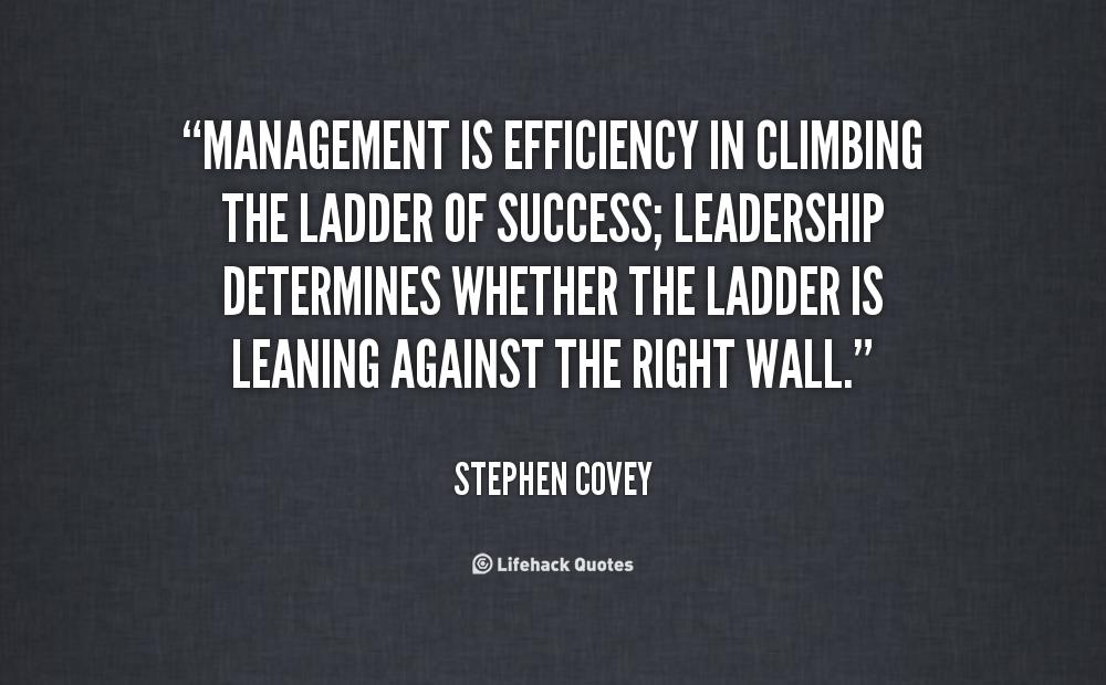 Efficiency quote #4