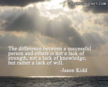 Effort quote #4