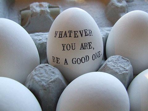 Eggs quote #4