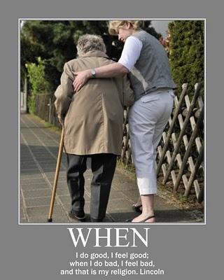 Elderly quote #1