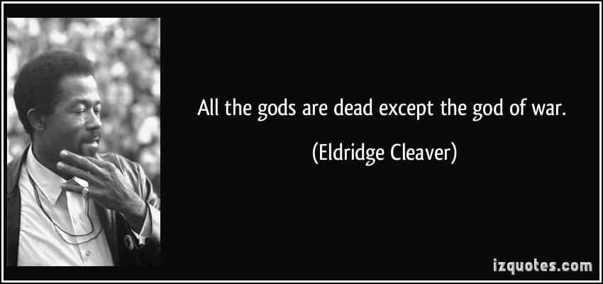 Eldridge Cleaver's quote #1