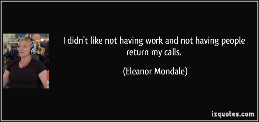 Eleanor Mondale's quote #4