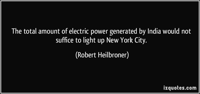 Electric Light quote #1