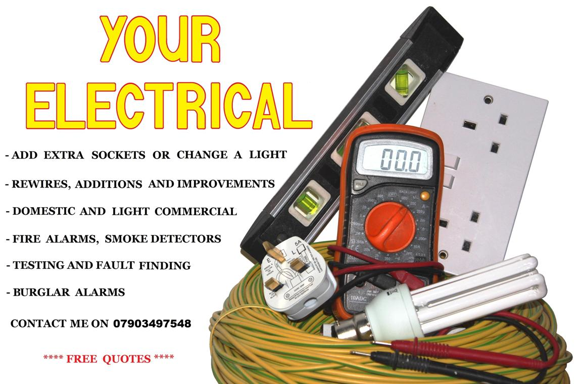 Electrical quote #2
