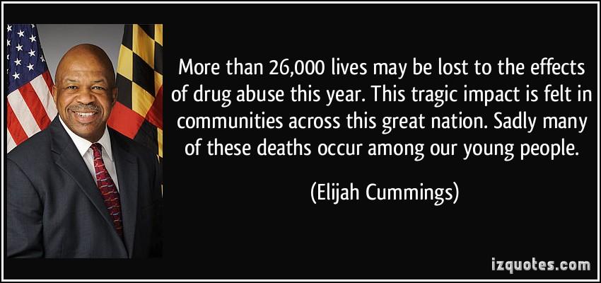 Elijah Cummings's quote #2