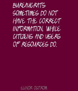 Elinor Ostrom's quote #2