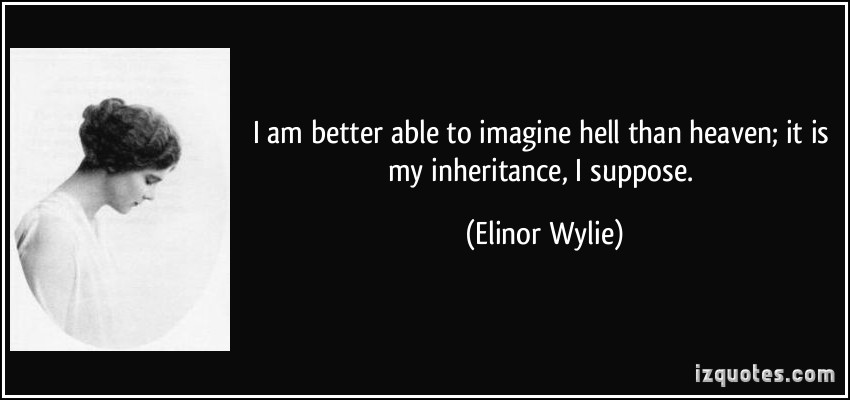 Elinor Wylie's quote #1