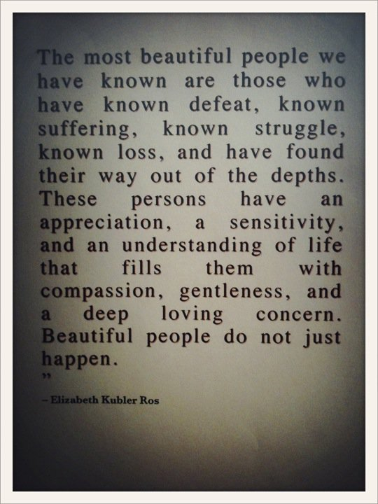 Elisabeth Kubler-Ross's quote #5