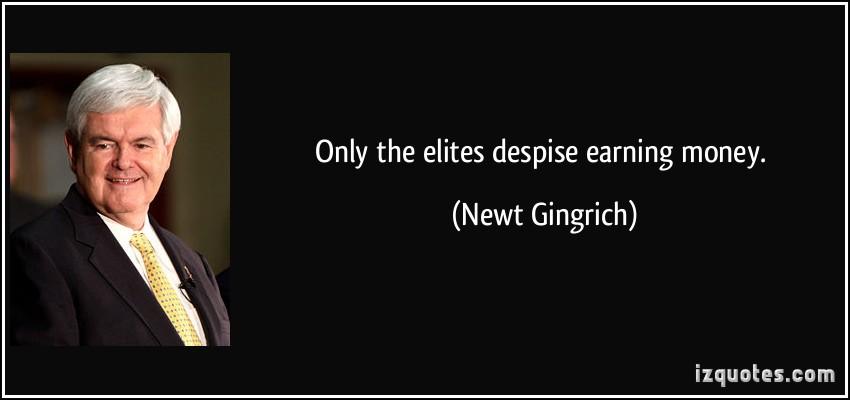Elites quote #1