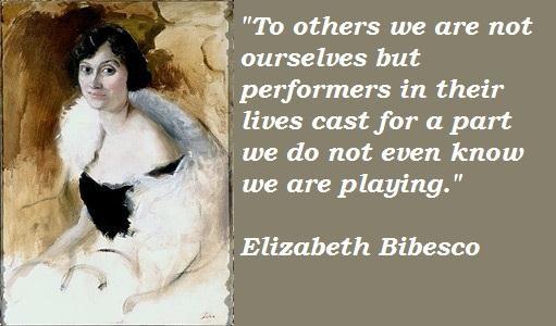 Elizabeth Bibesco's quote #2