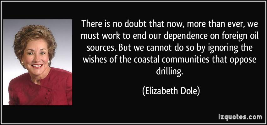 Elizabeth Dole's quote #3