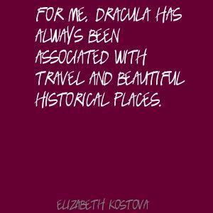 Elizabeth Kostova's quote #5