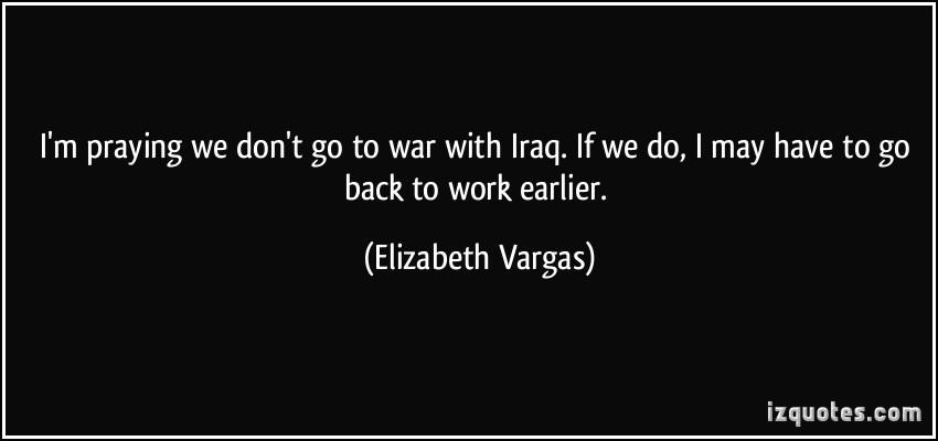Elizabeth Vargas's quote #1