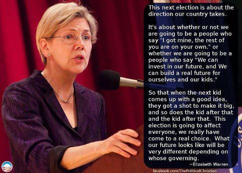 Elizabeth Warren's quote #5