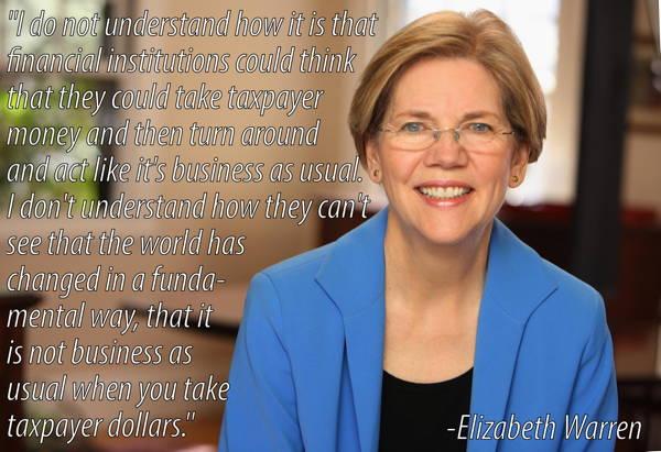 Elizabeth Warren's quote #6