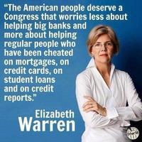 Elizabeth Warren's quote