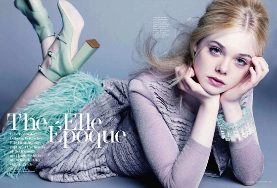 Elle Fanning's quote #7