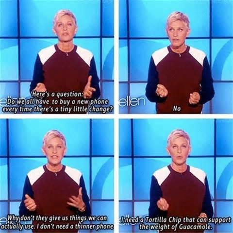 Ellen DeGeneres's quote #3