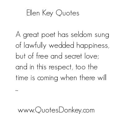 Ellen Key's quote #3