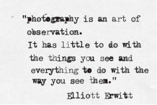 Elliott Erwitt's quote #1