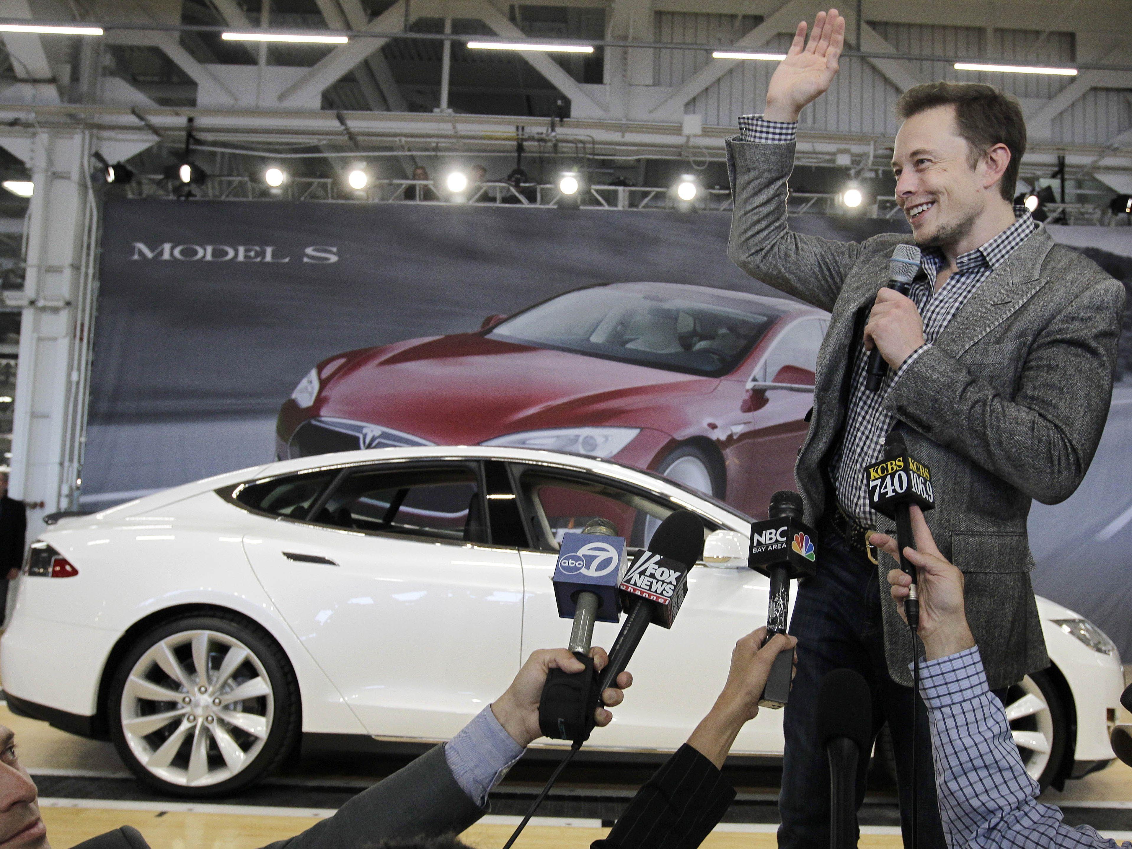 Elon Musk's quote #2