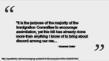 Emanuel Celler's quote #7