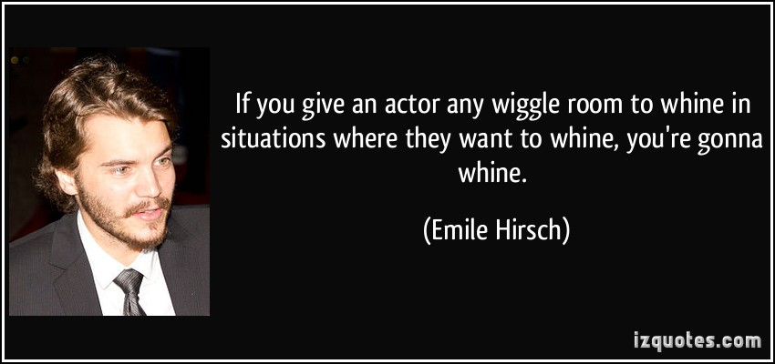 Emile Hirsch's quote #5