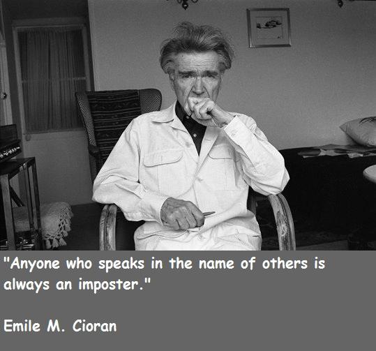 Emile M. Cioran's quote #1