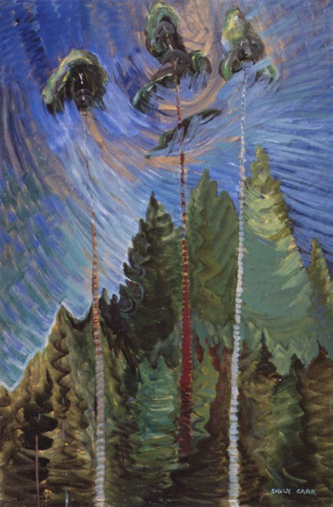 Emily Carr's quote #5