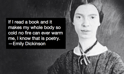 Emily Dickinson's quote #1