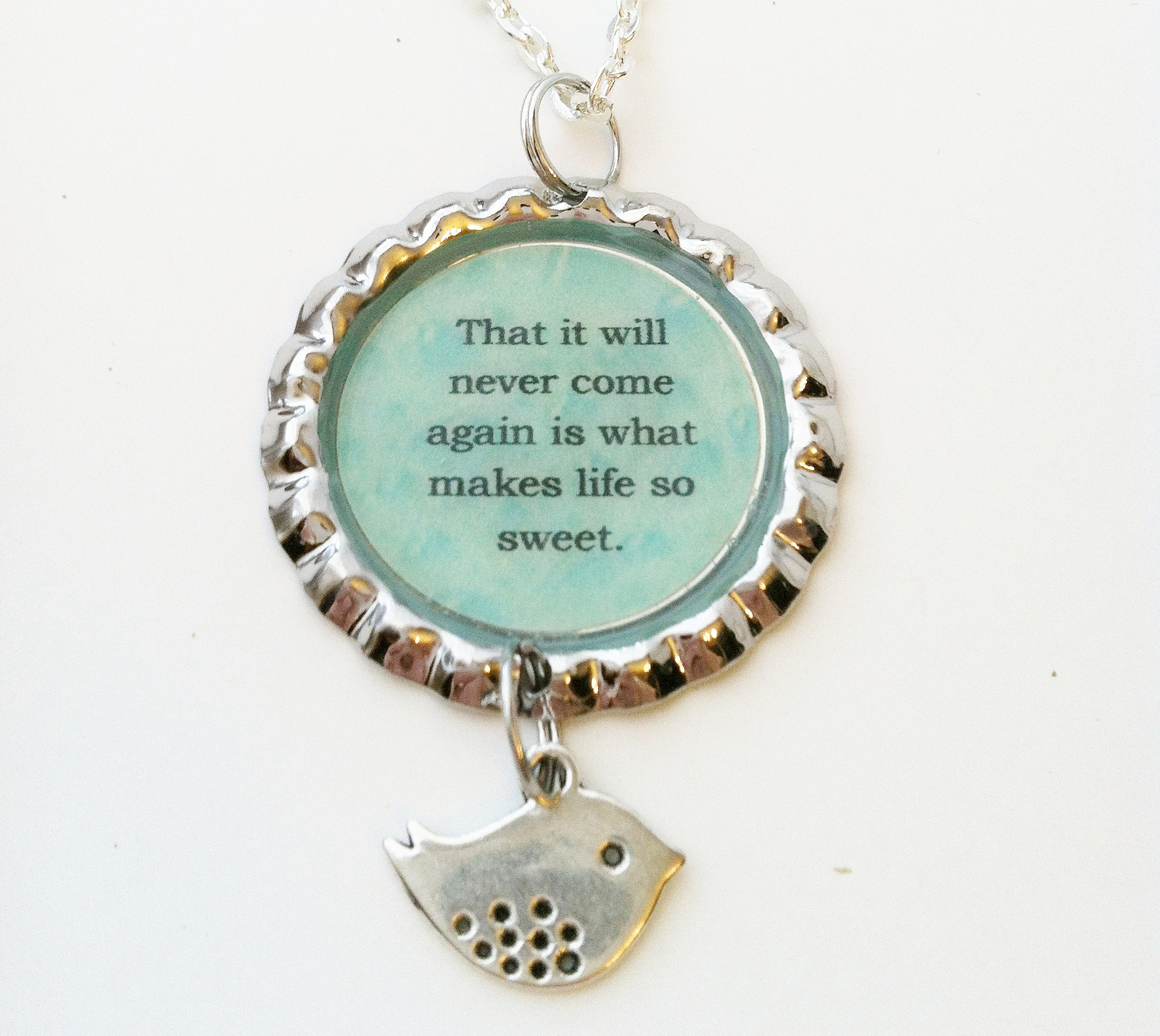 Emily Dickinson's quote #8