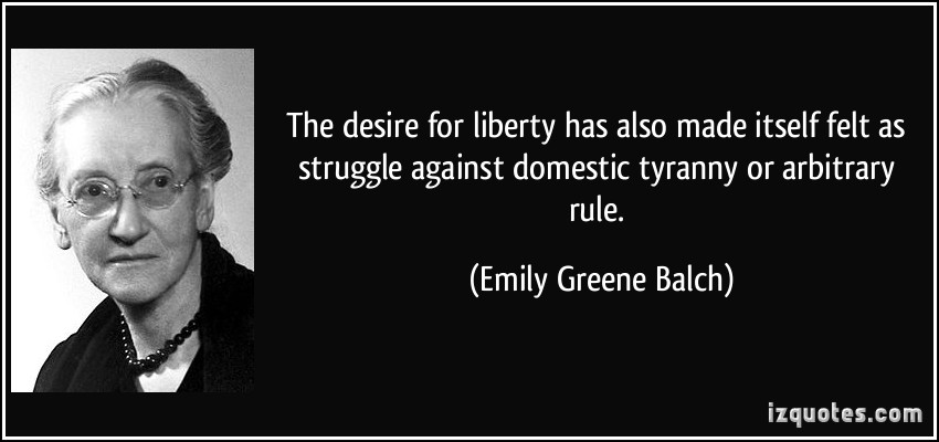 Emily Greene Balch's quote #7