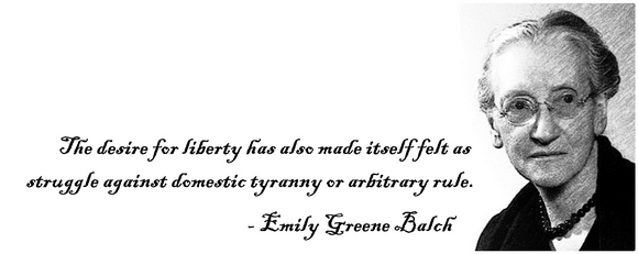 Emily Greene Balch's quote #5