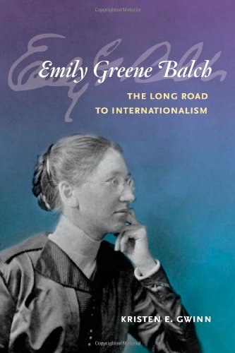 Emily Greene Balch's quote #4