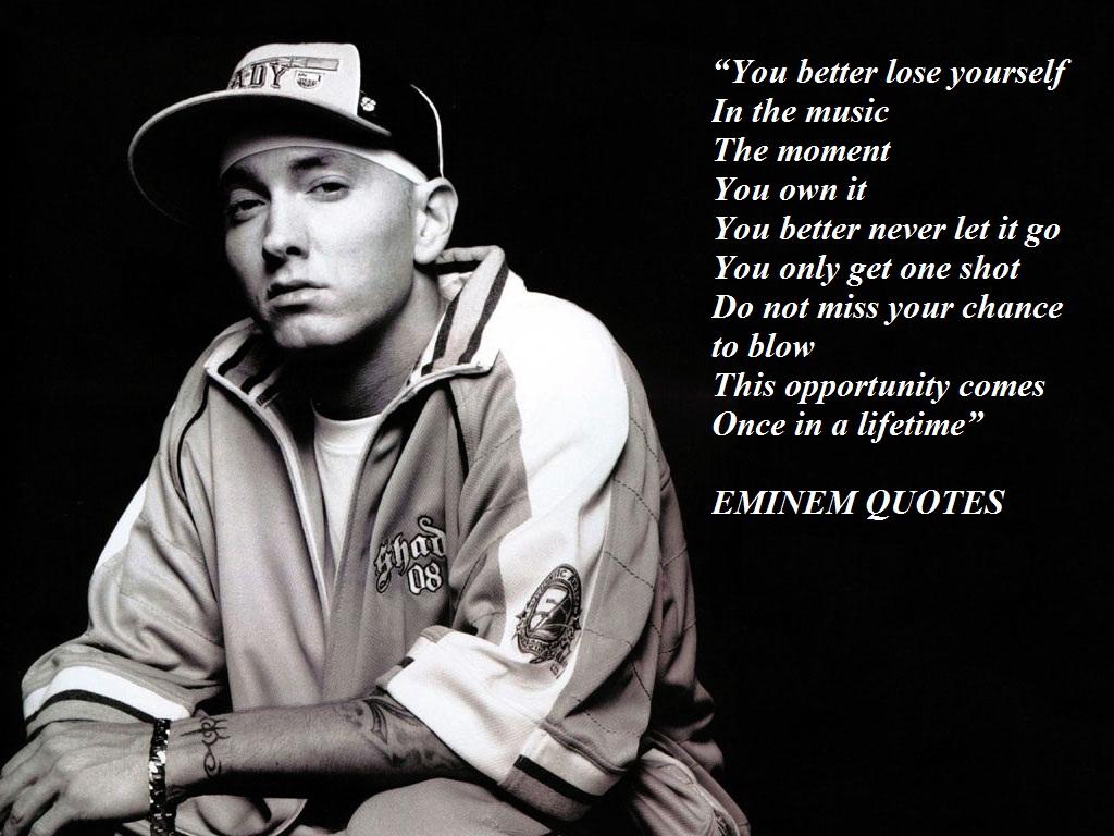 Eminem quote #3