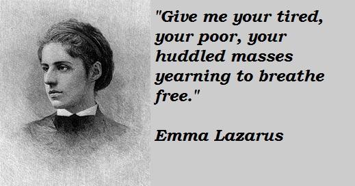 Emma Lazarus's quote #2