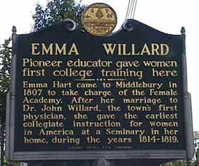 Emma Willard's quote #1